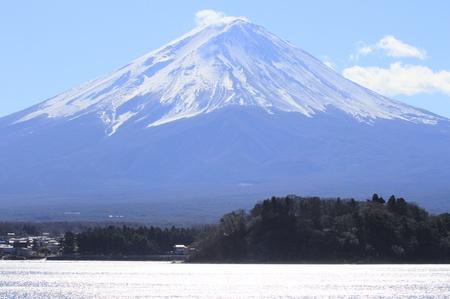 saiko: Mt.Fuji in winter