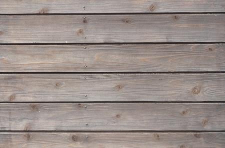 自然なパターンを持つ茶色木目テクスチャ