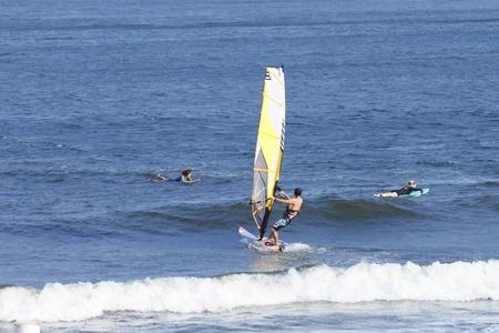 enoshima: Windsurfing in Enoshima