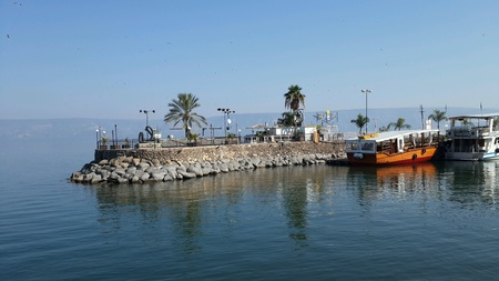 Sea of Galilee Harbour