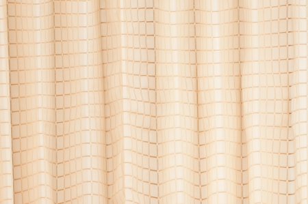grey curtain fabric background texture  Stock Photo - 14070316