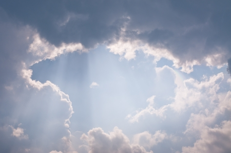 Clouds and Skies Background Stock Photo - 14653799