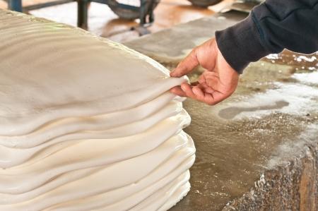 rubber sheet: rubber sheets