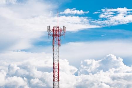 Radio Relay Link, Mobile Base Station   photo