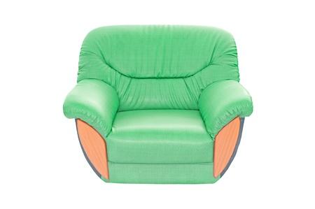 sofa furniture isolated on white background Stock Photo - 17253325