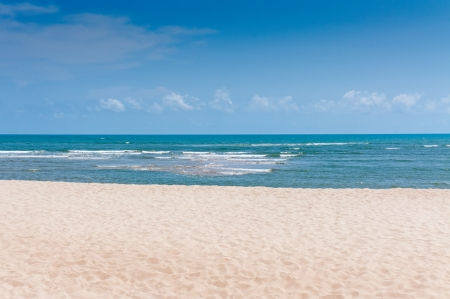 beach and tropical sea  Stock Photo - 18224020