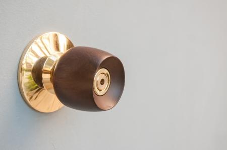 golden Door Knob Stock Photo - 18707963