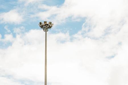 super highway: super highway lighting column