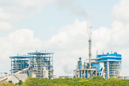 steam output: Paper mill in production