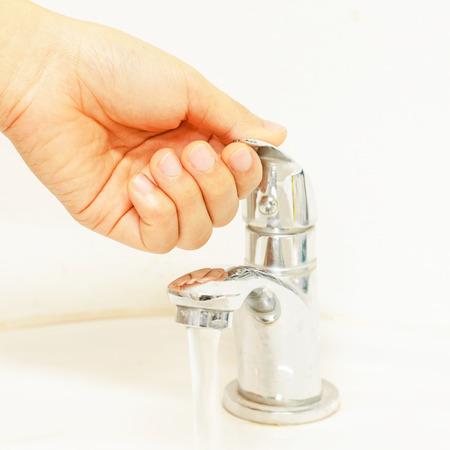 safe water: Water saving