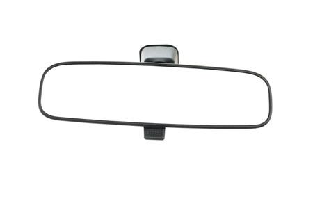 Car Rear view mirror Standard-Bild