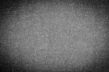 Black and white, jeans canvas background close-up photo