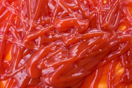 ketchup: tomato ketchup