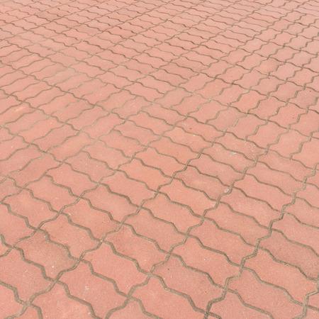 brick floor: cement brick floor background