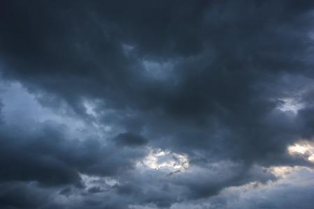 clouds: storm clouds
