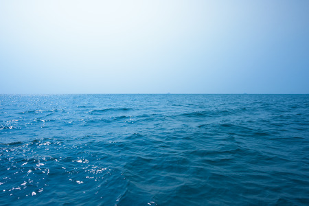 ocean water: blue sea
