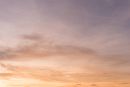 hdri: sky sunset background Stock Photo