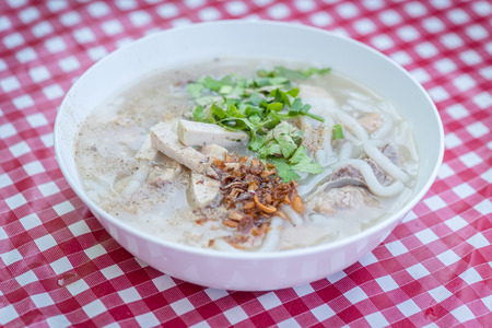 favorite soup: Rice Porridge