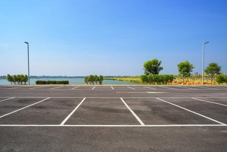 Estacionamiento en áreas públicas