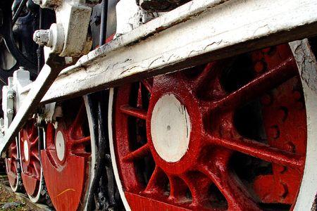 locomotive; iron; industry; industrial; history photo