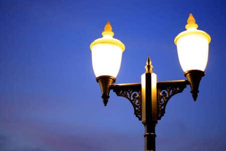 Lamp of Bangkok