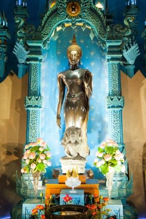 Golden Buddha of The Erawan Museum,Thailand Stock Photo - 19165833