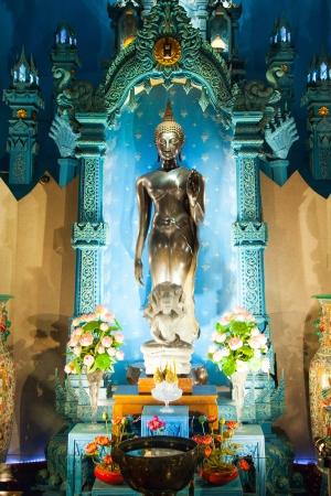 Golden Buddha of The Erawan Museum,Thailand Stock Photo - 19166484