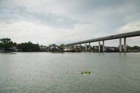 thailand s landmarks: Bridge across the river III