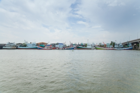 Fishing Village VIII photo