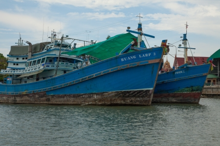 Fishing boat VI photo