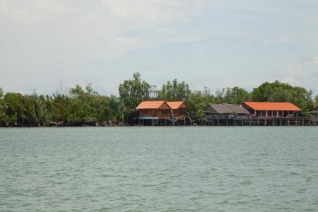 Village on the sea I photo