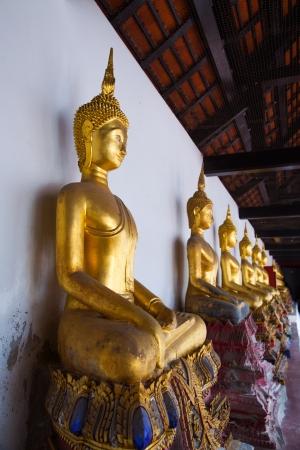 Buddha statue,Thailand II