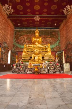 Buddha statue of watamphawanjetiyaram,Wide II