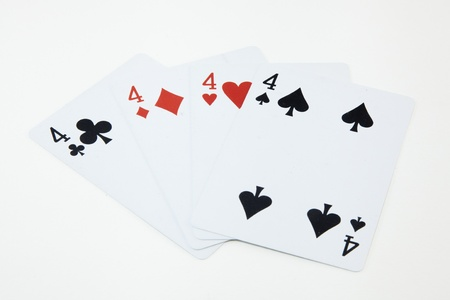 Cards Set of 4 II photo
