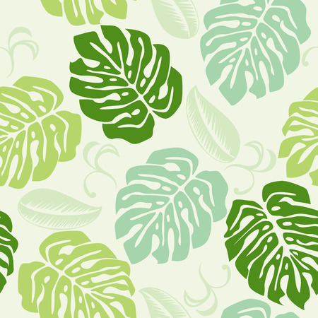 Monstera Vector