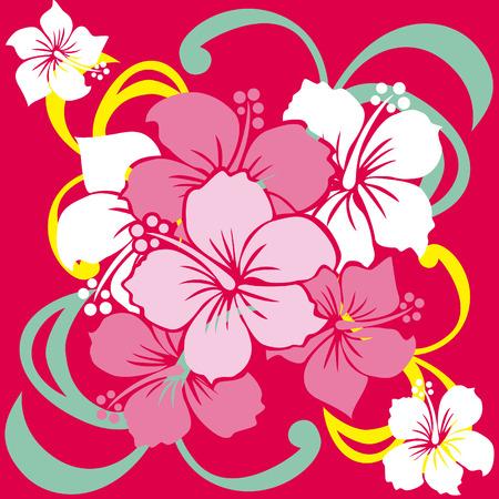 hula: Hibiscus