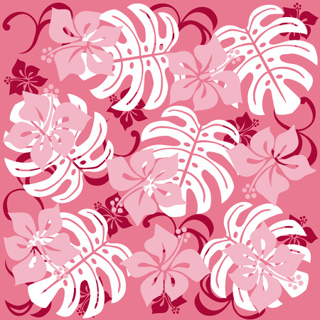 ハワイ ・ モンステラ