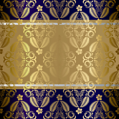 gold leafs: Background