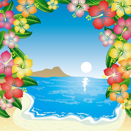 Tropical Beach Stock Vector - 6964584