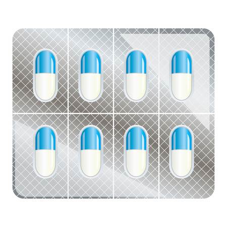 medicate: Drugs  Illustration