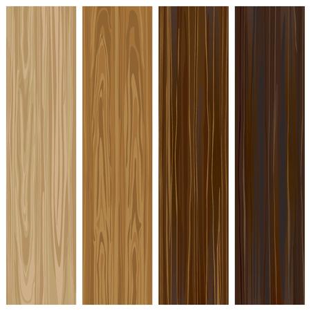 Wood material Vector