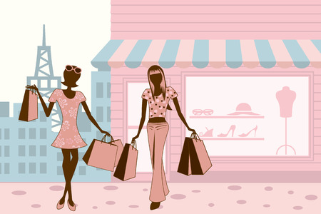 Shopping Vector