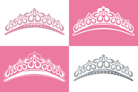 costume jewellery: This graphic is 4 tiara image.