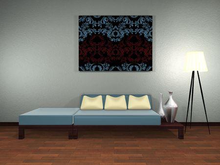 Living interior photo
