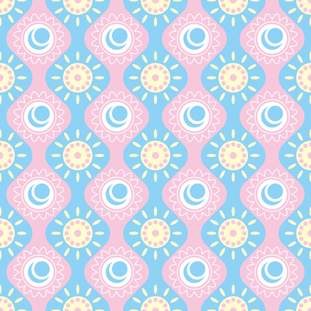 Seamless Bright Background. Illustration vector. Vector