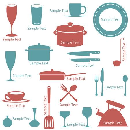 キッチン アクセサリー セット