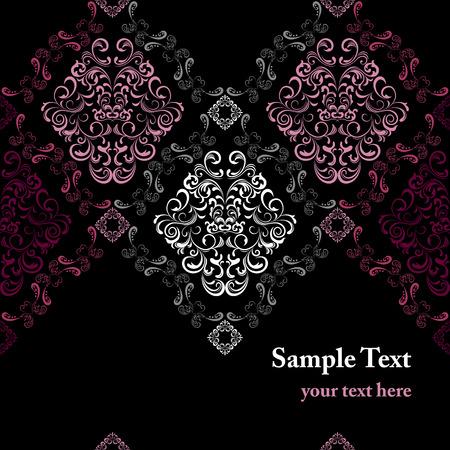 Abstract seamless stylish pattern   イラスト・ベクター素材
