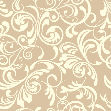 Seamless Floral Pattern Stock Vector - 8811953