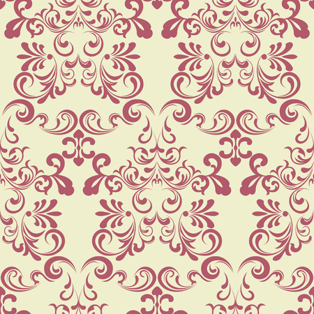 Seamless Floral Pattern Stock Vector - 8811957