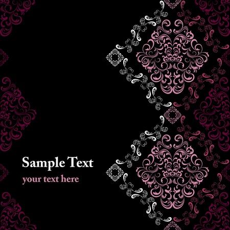 Abstract seamless stylish pattern. Illustration vector Stock Vector - 9326553